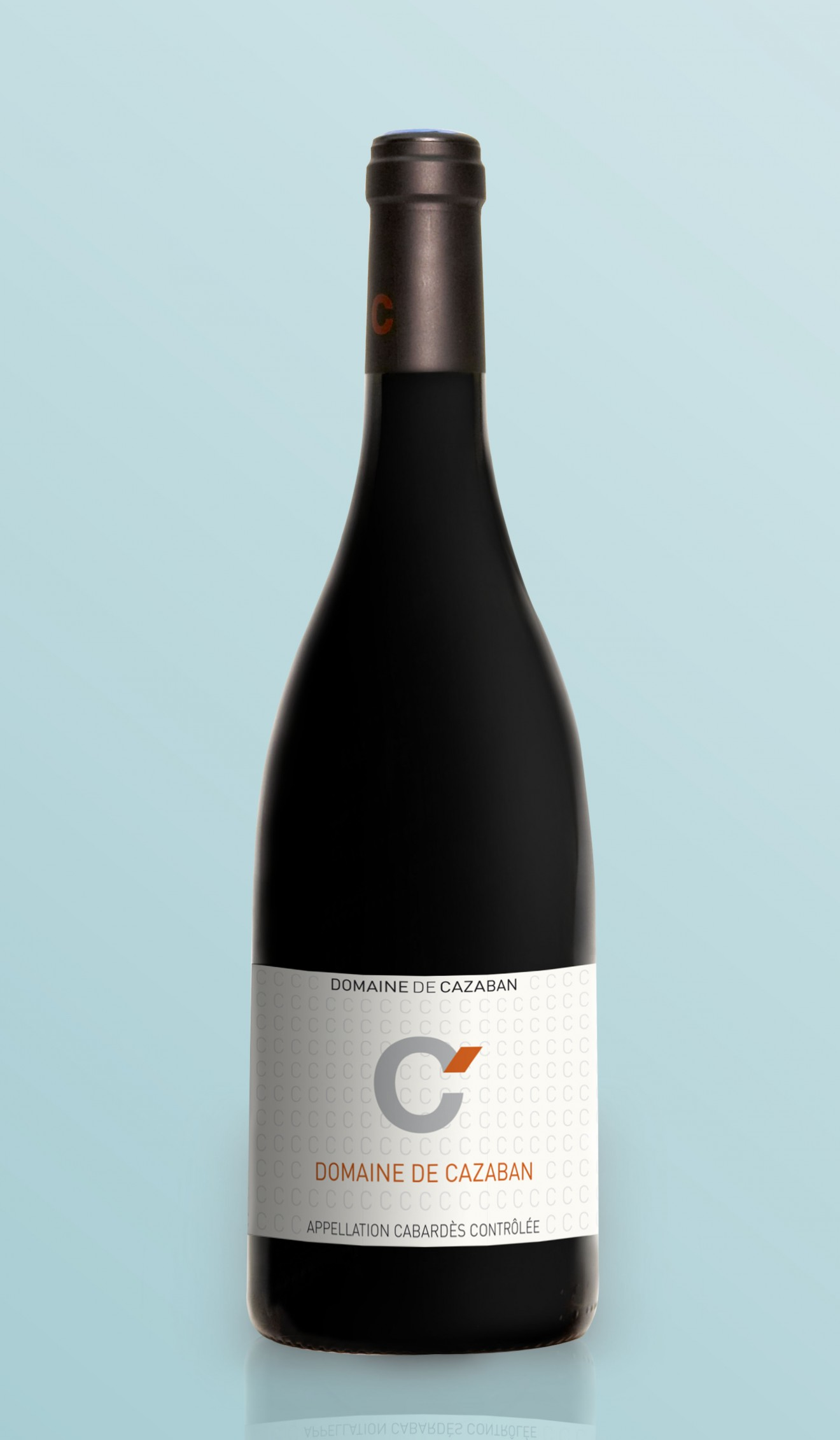 Cazaban-Bottle