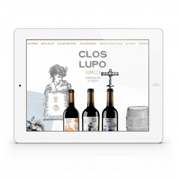 Clos-Lupo-Website